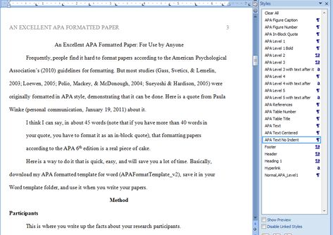 how do i write my paper in apa format - APA 6th ed (How do I - paper formatting guidelines