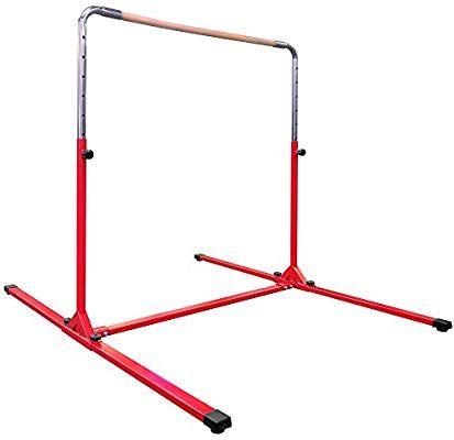 Amazon Com Titan Adjustable Jr Gymnastics Kip Bar Sports
