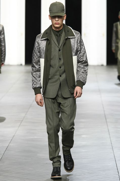 dior homme, autumn/winter 2012-13: jacket