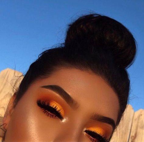 Pinterest:🌹Chidera Nwokorie🌹 eye makeup