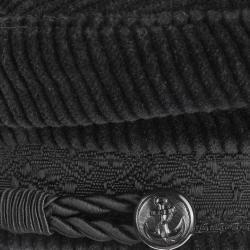 HAMMABURG Elbsegler Cord Elbseglermütze Schiffermütze Baker-Boy-Mütze