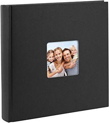 Kvd Kleer Vu Deluxe Albums Wedding Album Collection Holds 300 4x6 Photos 3 Per Page Jacquard Textured Window Frame C Wedding Album 4x6 Photo Photo Album