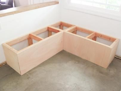 23+ Diy nook bench with storage inspirations