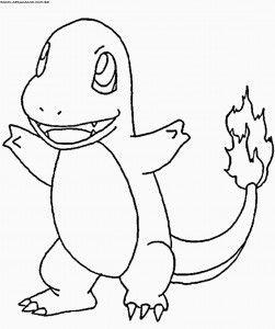 Desenhos Para Colorir E Imprimir Com Imagens Pokemon Para