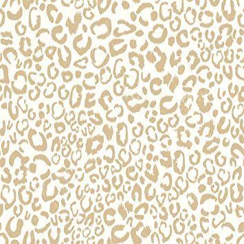 Roommates Leopard Peel And Stick Wallpaper Amazon Com Leopard Print Wallpaper Animal Print Wallpaper Cheetah Print Wallpaper