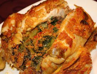 4 Cara Masak Ayam Betutu Mudah Enak Empuk Resep Ayam Resep Ayam