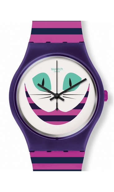 Discover the Swatch watches matching your search: Purple. All the Swatch watches are in the Swatch Finder of Swatch United States.