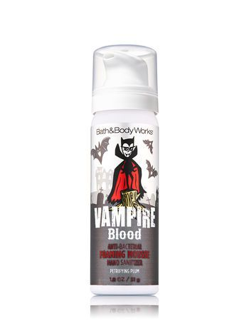Vampire Blood Foaming Hand Sanitizer Bath Body Works Bath