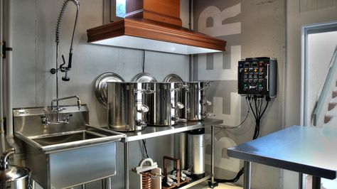 brew room (brewing tasty beer) | Home Brewing Equipment ...