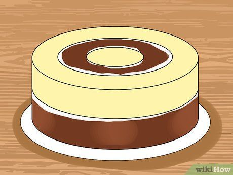 How To Make A Checkered Cake Recipe Checkered Cake Cake Checkered