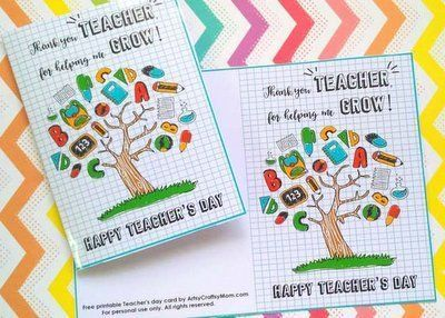 25 Awesome Teachers Appreciation Cards With Free Printables Teacher Appreciation Cards Free Teacher Appreciation Printables Teacher Appreciation Diy