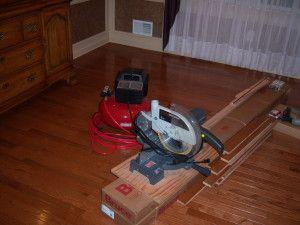 Preparing To Install Hardwood Flooring All About The House Installing Hardwood Floors Diy Hardwood Floors Floor Installation
