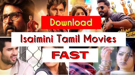 Isaimini 2021: Download Tamil HD Movies from Website Ismani