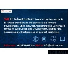 It Services Provide By Vat It Infrastructure Job Ads Infrastructure Software Development
