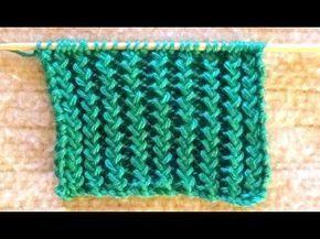 el más nuevo 2ff11 83b87 Cómo Tejer Bufanda de Lujo-Lace Scarf Knitting 2 Agujas (245 ...