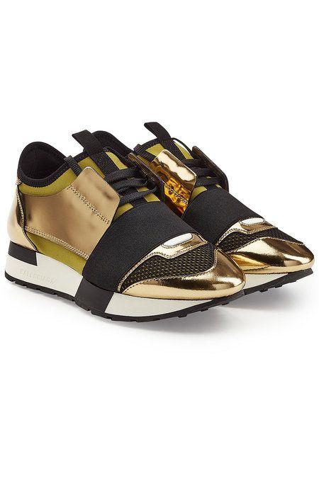 BALENCIAGA | Race Runner Sneakers with