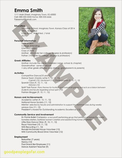Honors And Awards On Resume Honors And Awards Resume Examples Examples Resume Awards New Sorority Resume College Sorority Recruitment Resume