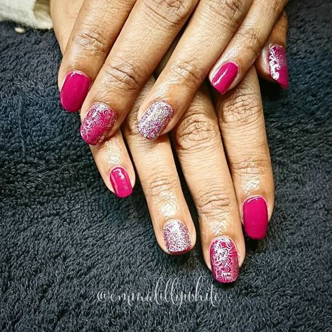 december Feeling festive #nailart...