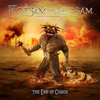 Latest] Flotsam and Jetsam – The End of Chaos Full Album Download in