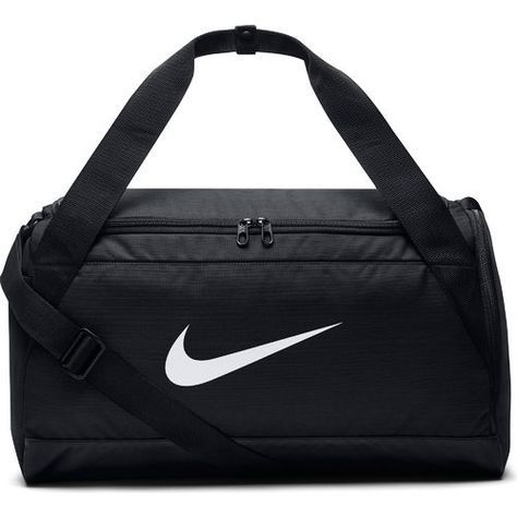 Nike Brasilia Small Duffel Bag Black - Athletic Sport Bags at Academy Sports 48eeb1e515d4