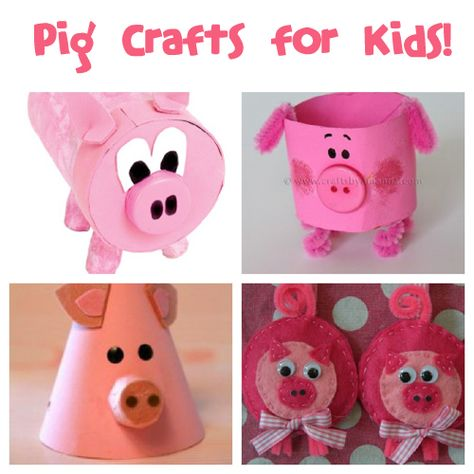 National Pig Day! | Fun Family Crafts