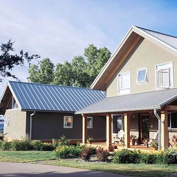 Best roof options for stucco homes