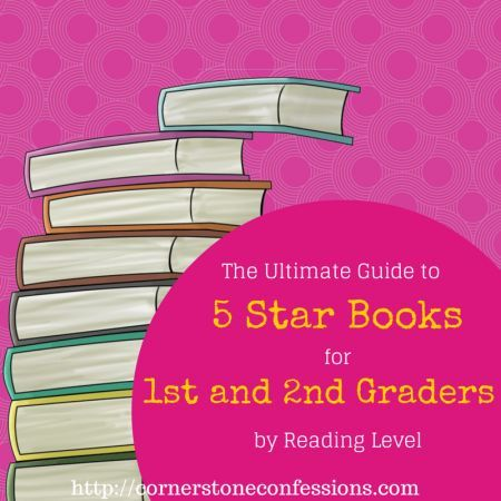 Ultimate Guide to 5-Star Books for 1st and 2nd Graders