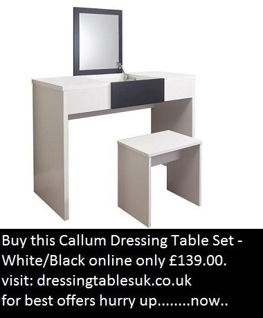 Dressing Tables Uk Offers Stylish
