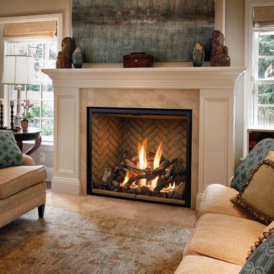 Gas Fireplace Photo Gallery Mendota Hearth Dengan Gambar