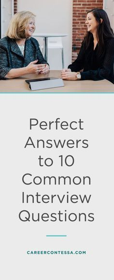 The Hardest Job Interview Questions and How to Answer Them Tough