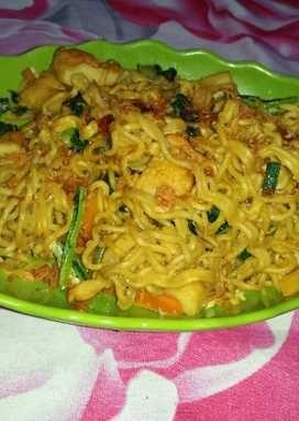 Resep Mie Goreng Sederhana Oleh Reni Ambar Resep Resep Mie Makanan Sederhana