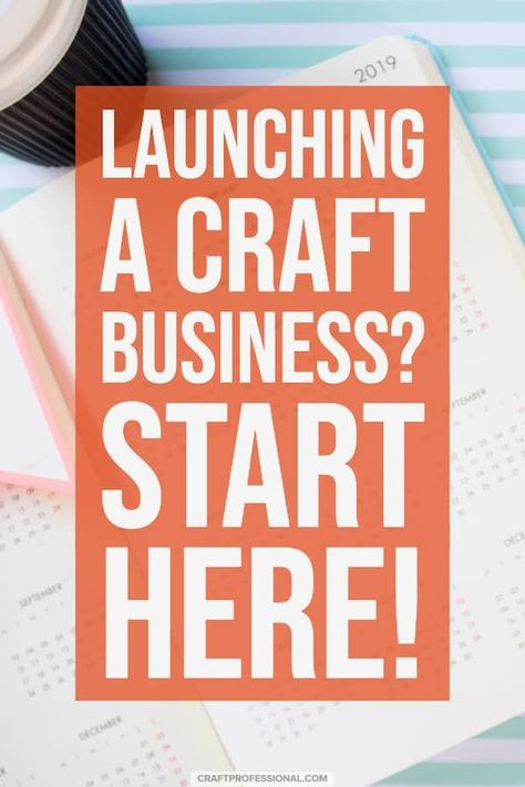 Starting a Craft Business