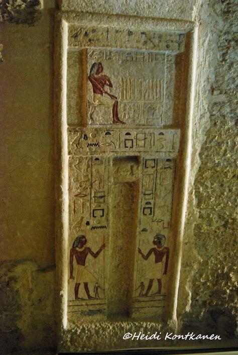 False door of Irukaptah