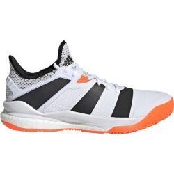Adidas Herren Handballschuhe Stabil X, Größe 40 ? in Grau adidasadidas vanssneakers #sneakersfashion #hightopsneakers #adidasspezial #niketops #mediumheelshoes #fashionmodels #baskets #howtostretchboots