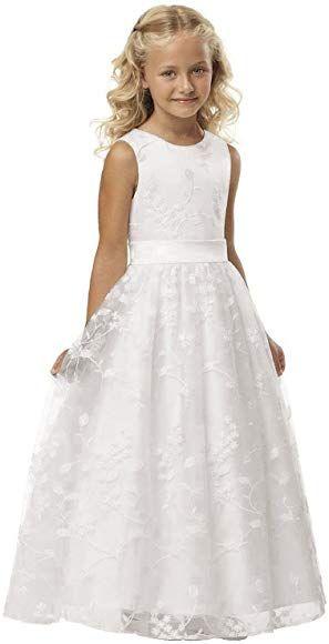 Babyonlinedress Babyonlinedress Kinder Madchen Kleid Festlich Kinderkleid Blumensmadchenkleid Kinder Kleider Hochzeit Kommunion Kleider Blumen Madchen Kleider