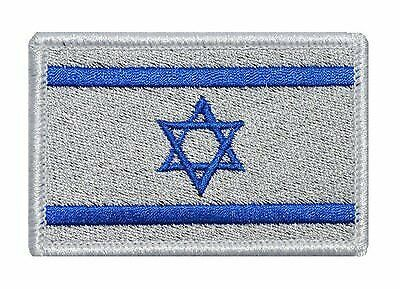 Israeli Israel Flag Tactical Military Armband Patch Embroidered Moral Patches