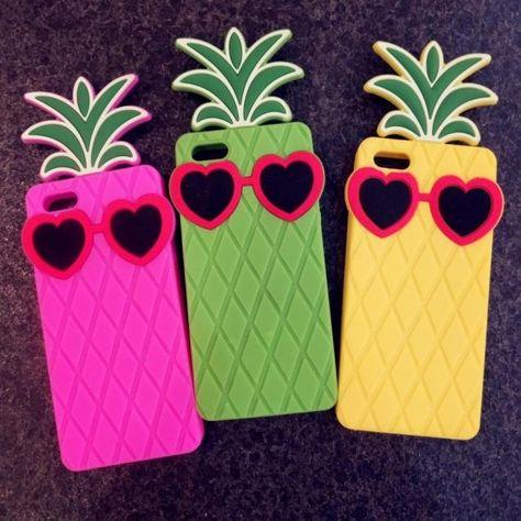 Victoria's Secret Pink 2014 Sommer Frucht Silikon Handyhülle Case für Iphone 4/4S/5/5S - Prima-Module.Com
