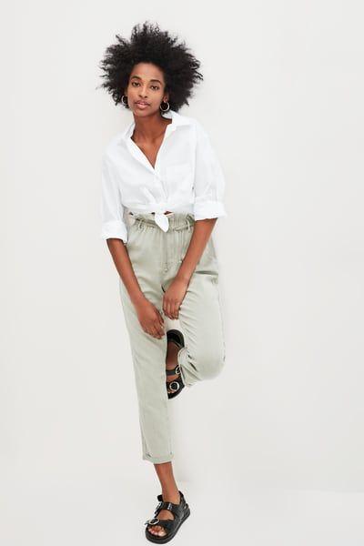 Colección Online Zara Uruguay Pantalones MujerNueva Para txQrCshd