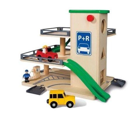 Car Park Playtive Junior 3 8 Toys Games Pre School Young