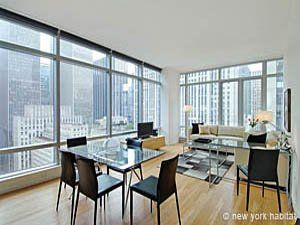 This 2 Bedroom Furnished Apartment Is Situated In Midtown East In The Heart Of New York Enjoy Its New York Apartment Furnished Apartment New York Apartments