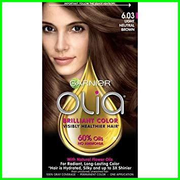 Original Mineral Hair Color Reviews 8696 Amazon Garnier Olia Ammonia Free Permanent Hair Colo Garnier Hair Color Garnier Olia Permanent Hair Color