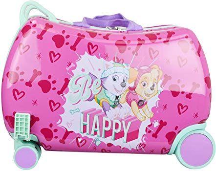 Heys America Nickelodeon Paw Patrol Girls Carry-On Luggage