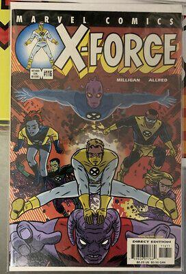 X Force 116 129 Complete Set Milligan Allred X Staix Doop Zeitgeist U Go Girl In 2020 Comics Comic Book Heroes Marvel