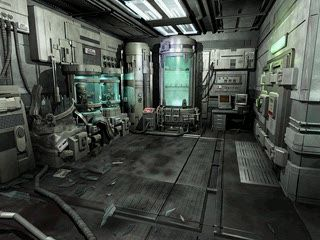 Resident Evil Umbrella Chrnicles Subway Map 3d Model.Underground Laboratory Culture Room Resident Evil 2 Houses In