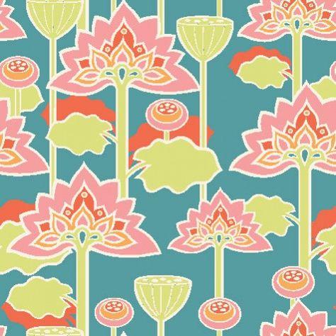 Monaluna Raaga Knits Lotus Blossom