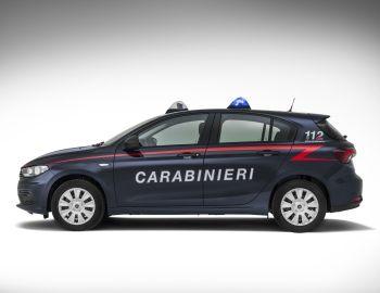 Fiat Tipo 5 Door Carabinieri 357 2017 Pr In 2020 Fiat Tipo