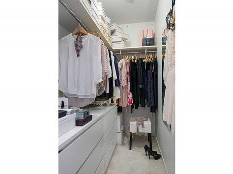 cabina-armadio-piccola-3 | Arredamento casa da sogno. | Cabina ...