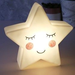 Sass Belle Star Night Light Childrens Night Light Star Night Light Night Light Kids