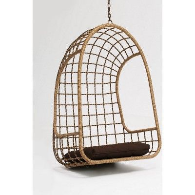 Groovy Hanging Wicker Egg Chair Beige Opalhouse In 2019 Lake Unemploymentrelief Wooden Chair Designs For Living Room Unemploymentrelieforg