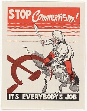 Containment Wikipedia In 2020 Communist Propaganda Cold War Propaganda Communism